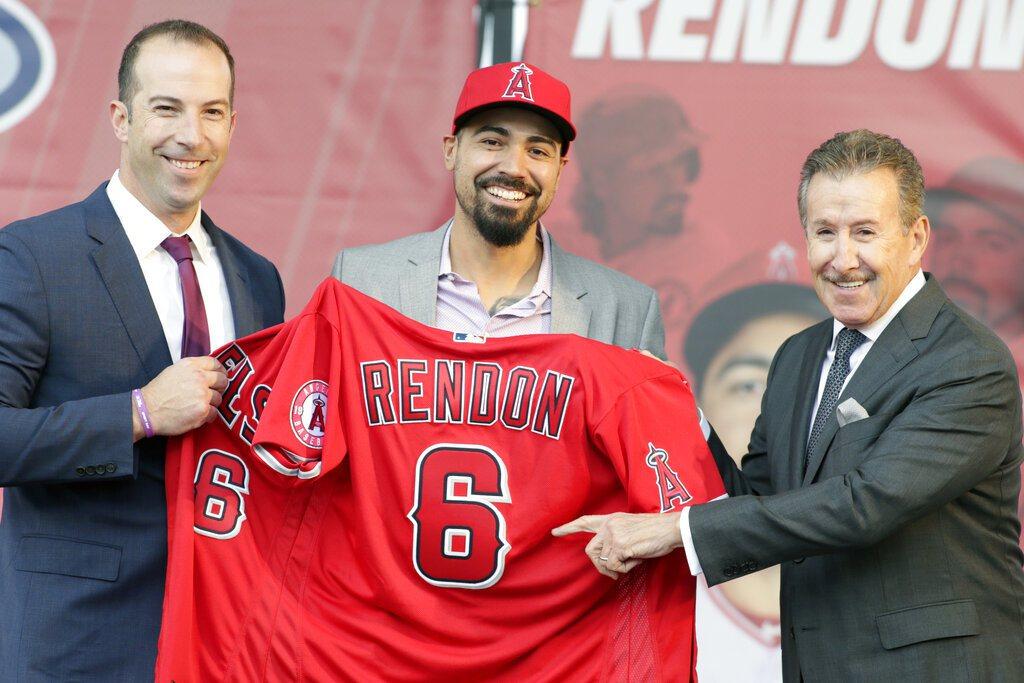 MLB/瑞登正式加入天使 收楚奧特一堆驚嘆號