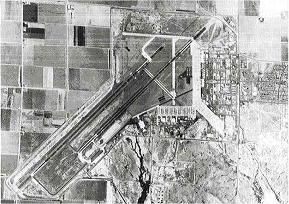 1979年拍攝的路克空軍基地。(翻攝自維基百科)