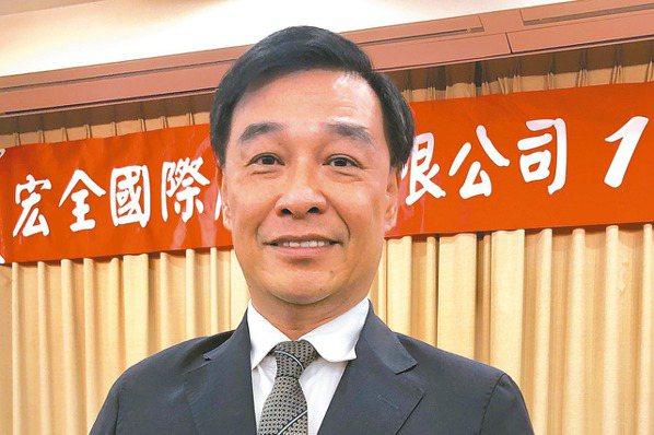 宏全董事長戴宏全