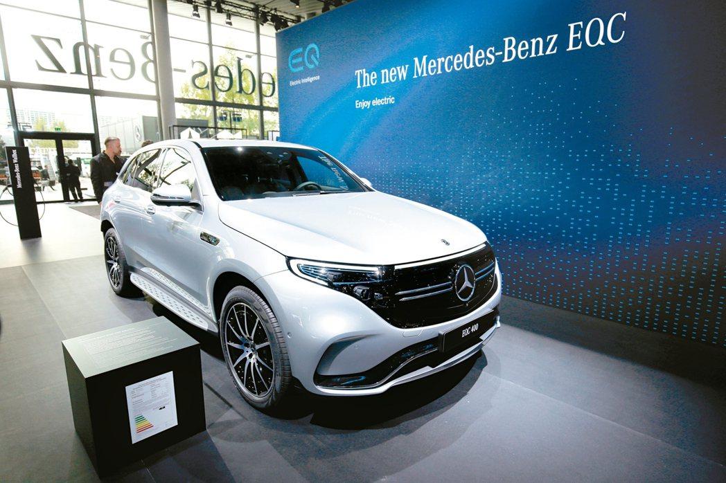 賓士汽車將延後一年在美國推出首部電動車,以因應歐洲較旺盛的電動車需求。 路透