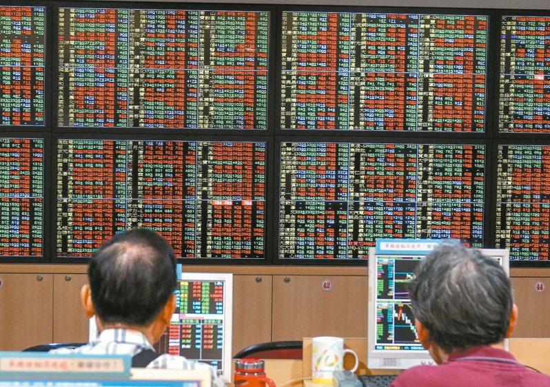國際利多激勵、台股籌碼健康,法人看好本周台股可挑戰12,000關卡。 圖/聯合報系資料照片
