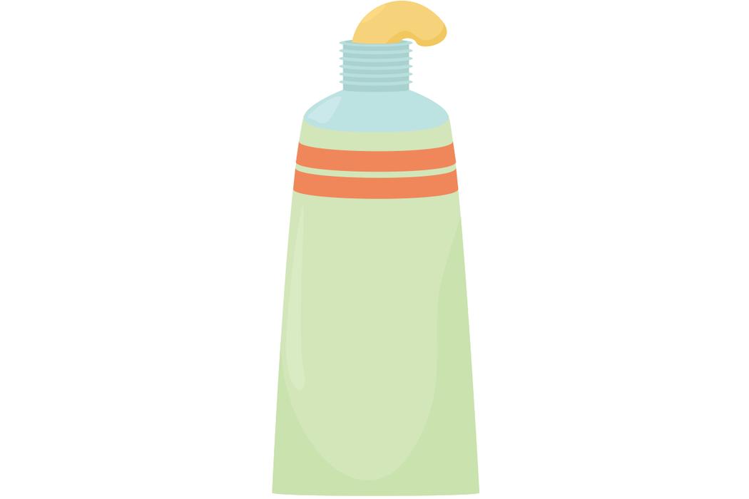 雖然大量使用外用藥有一定風險,但若擔心藥膏塗太多會沾到衣服就只擦一點點或薄薄塗上...