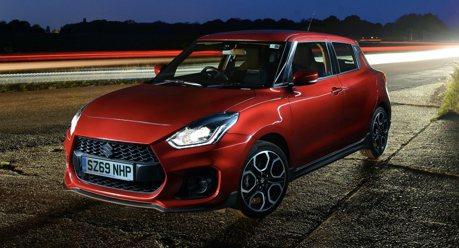影/Suzuki Swift Sport將導入48V油電動力科技!其他車款呢?
