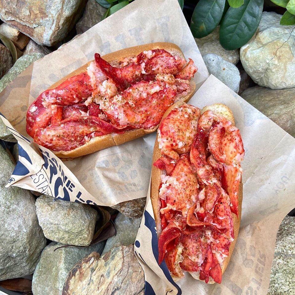 Lukes Lobster龍蝦堡。圖/擷取自Lukes Lobster Taiw...
