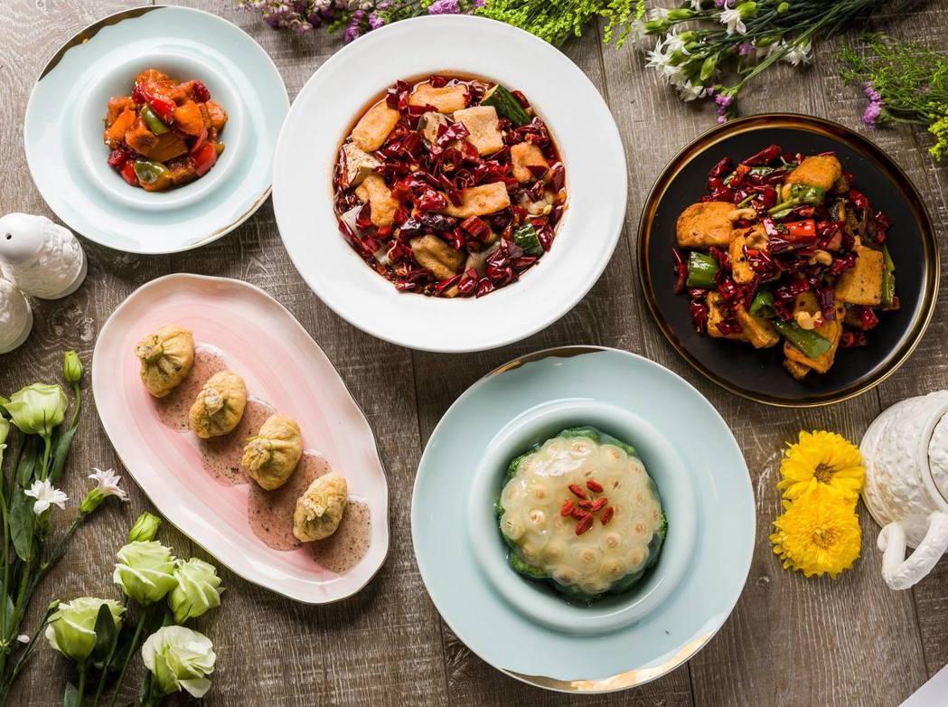 心齋。圖/取自心齋 - 台灣店 Pure Veggie House - Taiw...