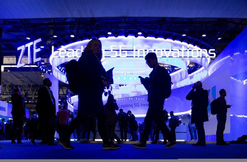 無懼貿易戰衝擊,中興通訊稱目前營收已恢復至2017年水平。照片/歐新社