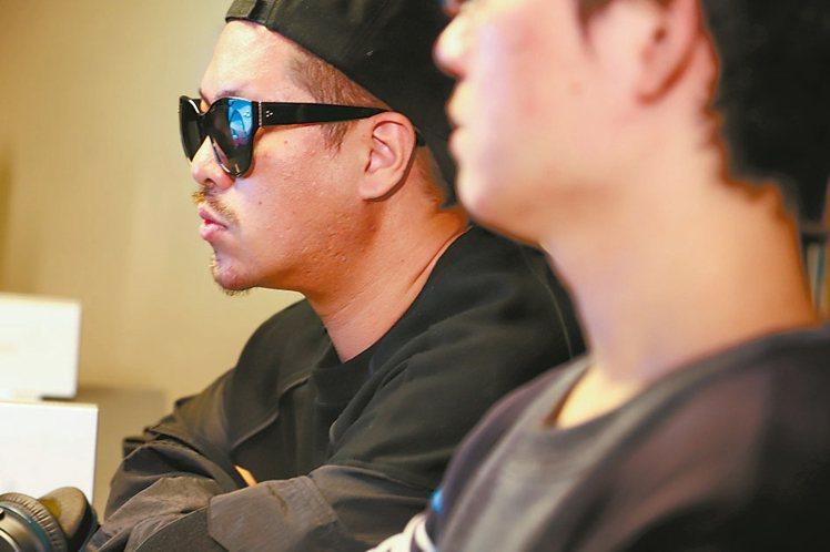 比爾賈20年創作MV無數。 記者陳立凱/攝影