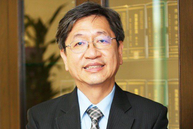 民間司改會董事長林永頌。 聯合報系資料照片/記者陳正興攝影