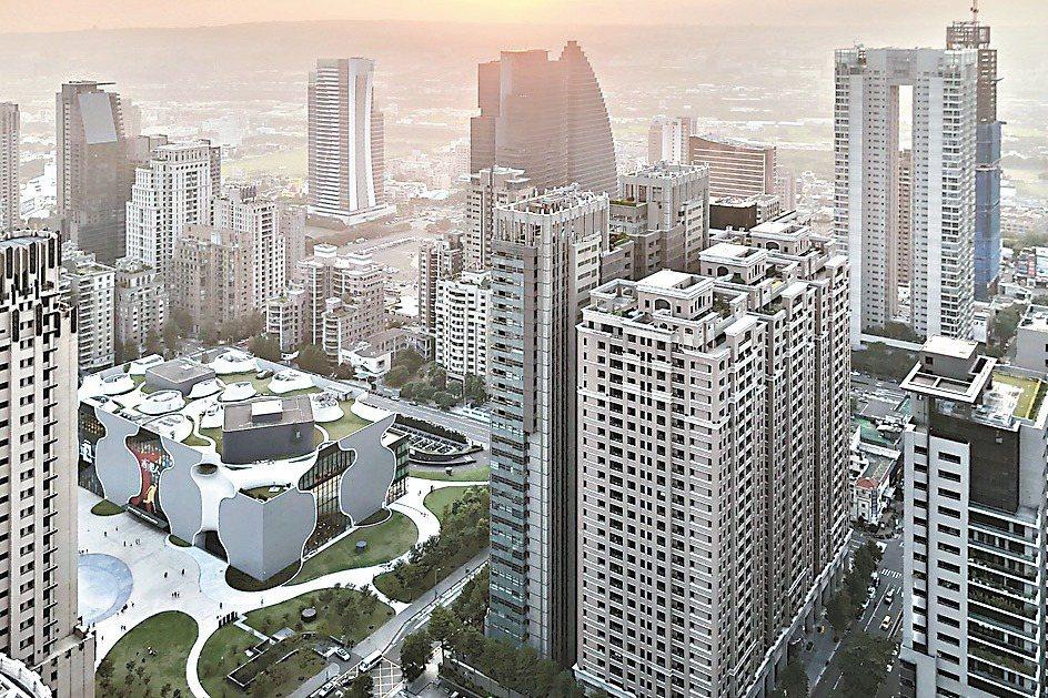 2020鼠年春節,北中南超過20個亮點建案不打烊,合計銷售案量逾1,153億元,...