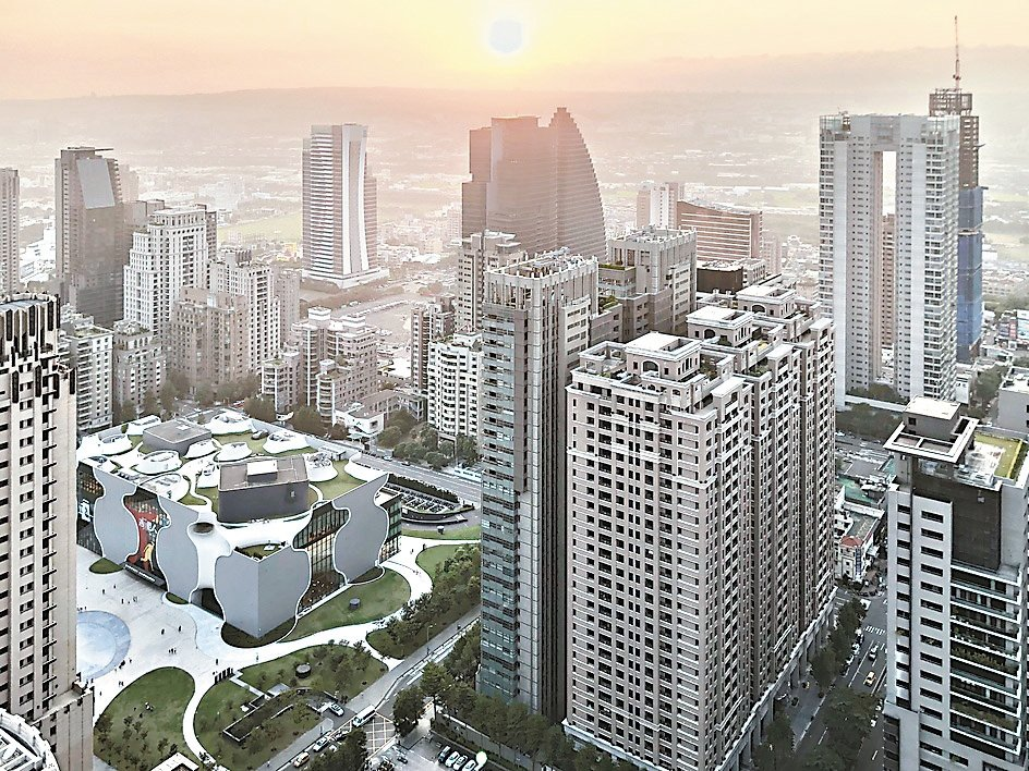 建商對於房市信心遽增、大舉推案,根據內政部統計,今年前十月建照核發量已達12萬戶...