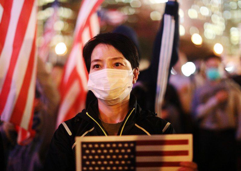 前美駐港澳總領事:美不應煽動香港改變 歐新社