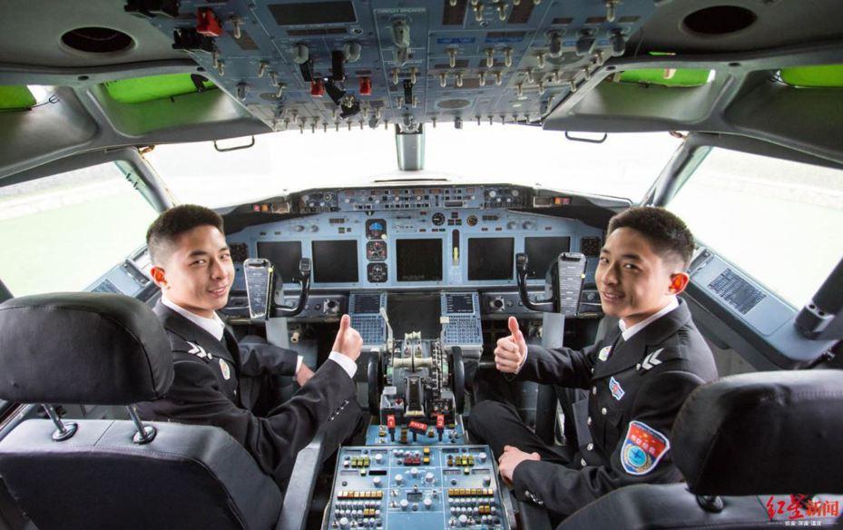 川航空職校招18對雙胞胎新生 取材自紅星新聞