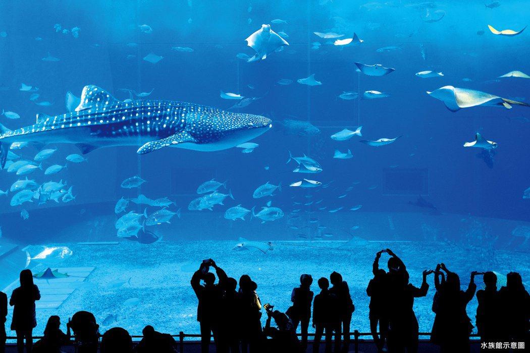 國泰置地廣場2020年將開幕,吸睛的「日本橫濱八景島水族館」、「新光影城」,料將...