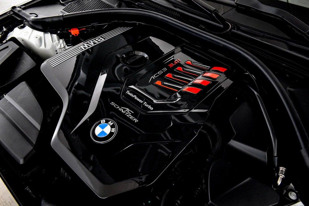 330d xDrive版本已經可以從265PS和580 Nm的動力輸出提升到31...