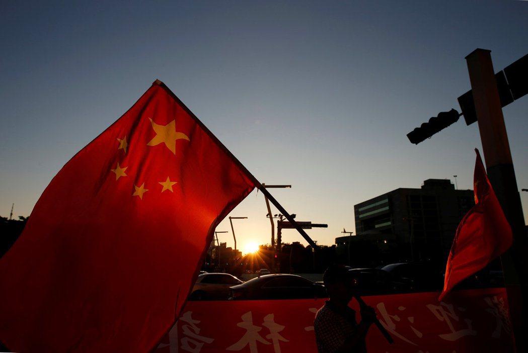 台灣是中國滲透的重災區與試驗場。 圖/路透社