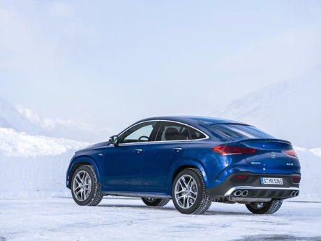 插電版本平均油耗表現很驚人 新世代Mercedes-Benz GLE Coupe英國售價出爐!