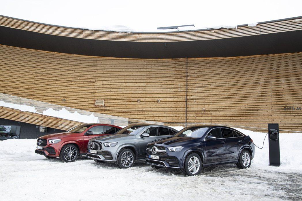 新世代Mercedes-Benz GLE Coupe將於明年春季正式發售。 摘自...