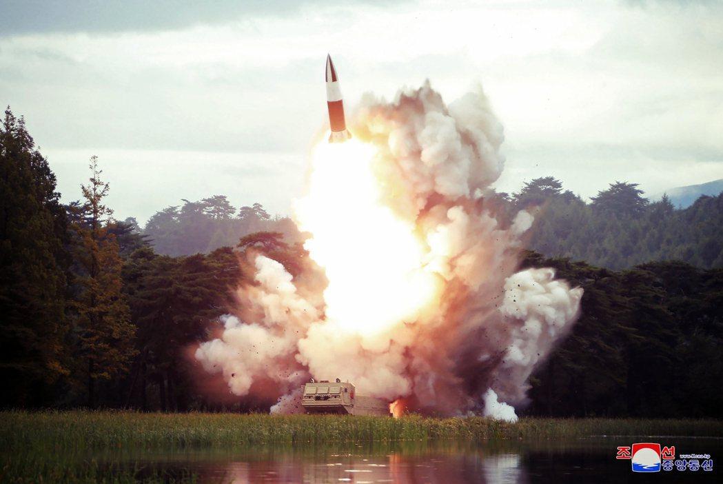 「本次進行的重大試驗結果,將再次為朝鮮民主主義人民共和國的戰略地位變化,起重大作...