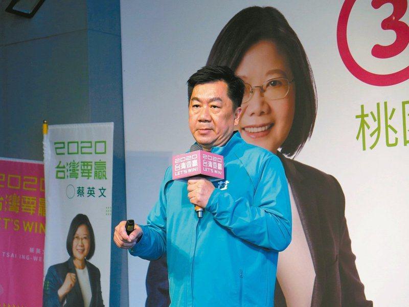 內政部次長陳宗彥呼籲新住民支持蔡英文,並說政黨票要集中投給民進黨,引發爭議。引發爭議。 圖/聯合報系資料照片