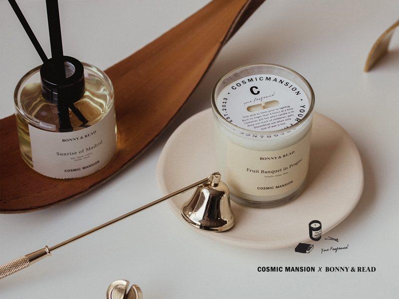 香味控制著它!BONNY 和 READ 共同品牌韓國香水 sms 宇宙大廈香水美容 . . .美容護理