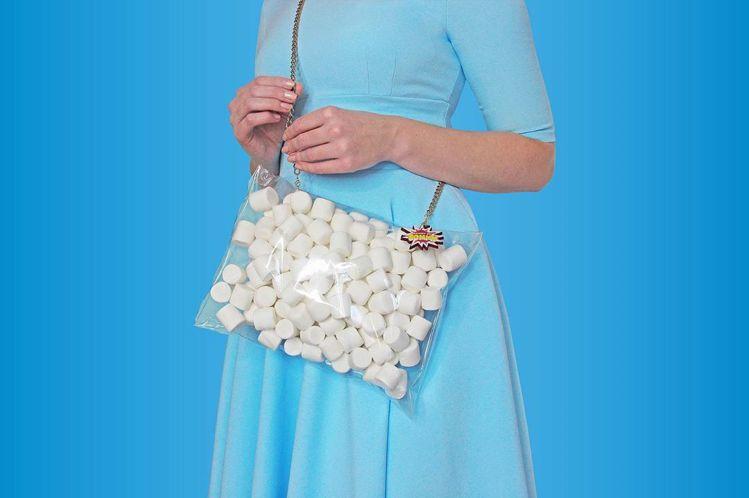 Rommydebommy的棉花糖包。圖/摘自IG