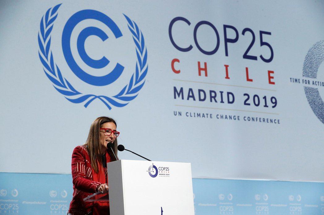 第25屆聯合國氣候峰會在延長兩天後於15日正式落幕,但成果乏善可陳,與會各國達成...