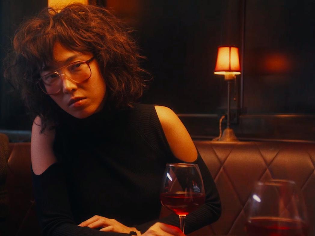 「我只在乎你」MV浪漫登場。圖/索尼音樂提供