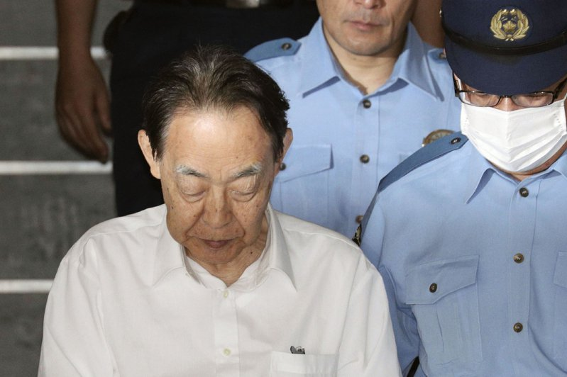 76歲的日本前高官熊澤英昭16日遭東京法院判處6年有期徒刑。(美聯社)
