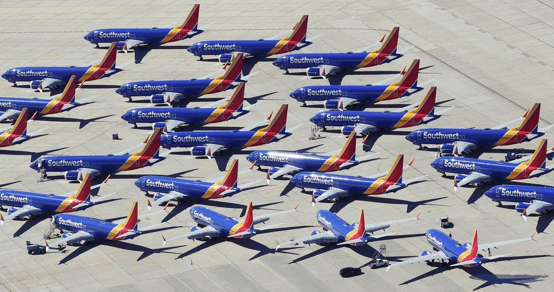 737 Max的「停工」是波音集團自1997年來的第一次,但就算「暫停生產」的決...