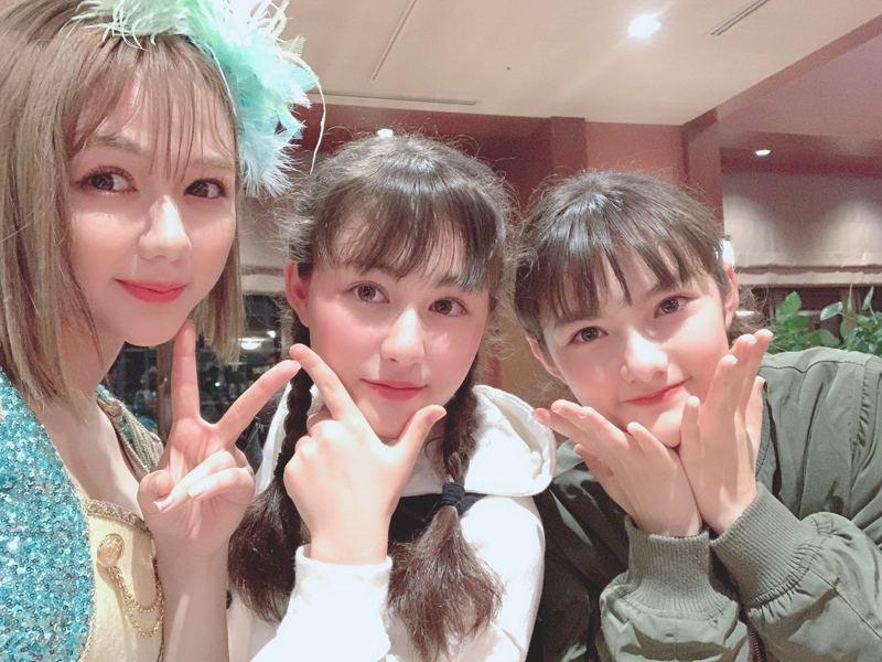 圖片來源/Twitter@HKT48anna072948