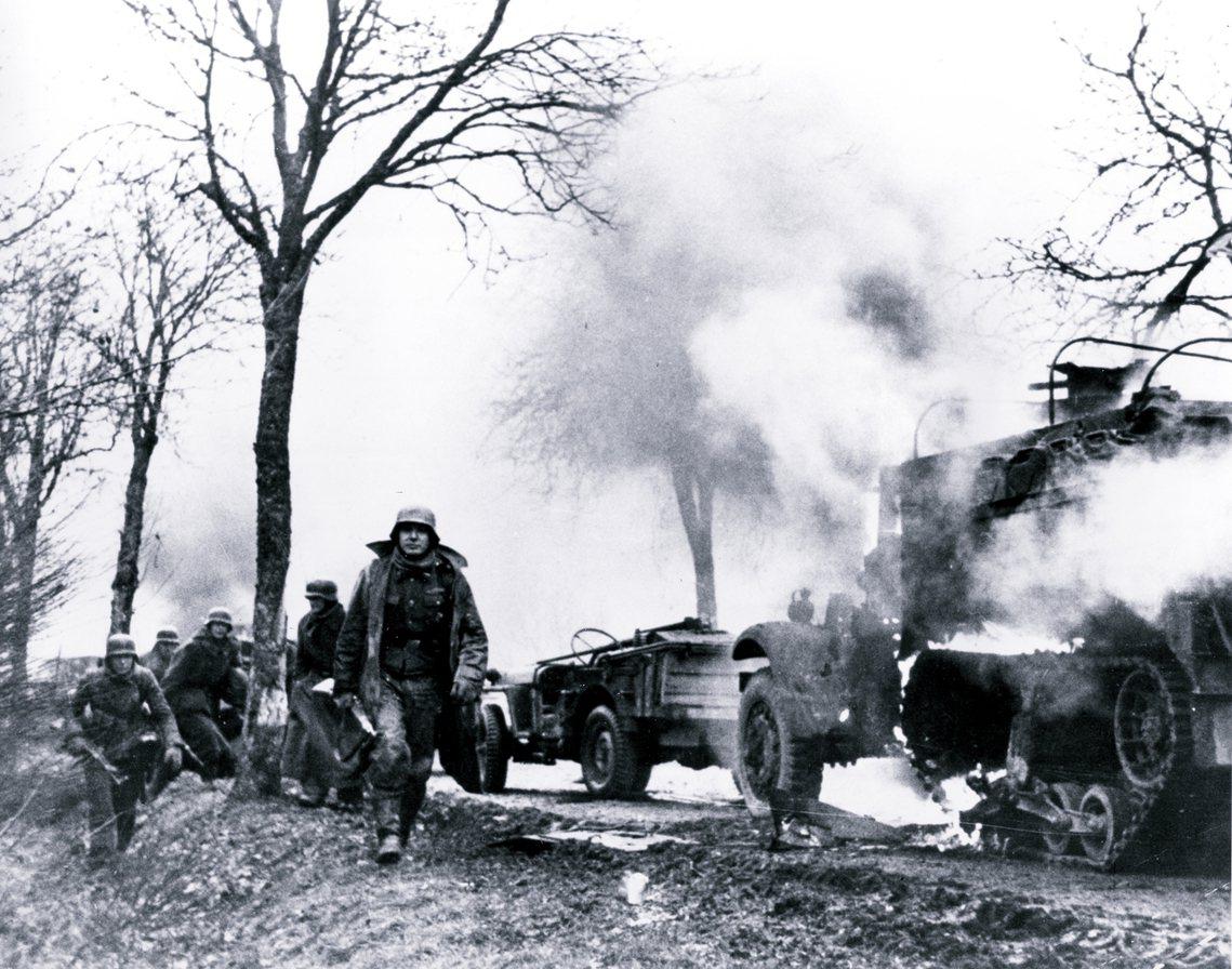 2019年12月16日,是第二次世界大戰中,歐戰重大事件「突出部之役」(Batt...