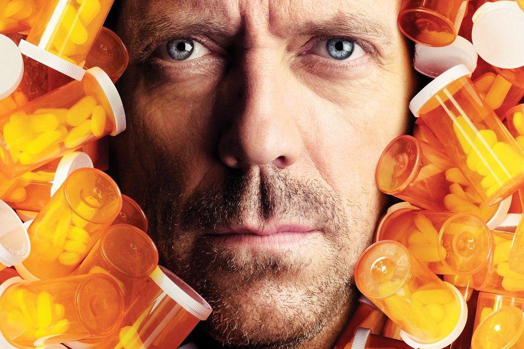美國鴉片止痛藥濫用成癮嚴重,但是誰釀成這樣的「鴉片危機」?圖為美國影集《怪醫豪斯...