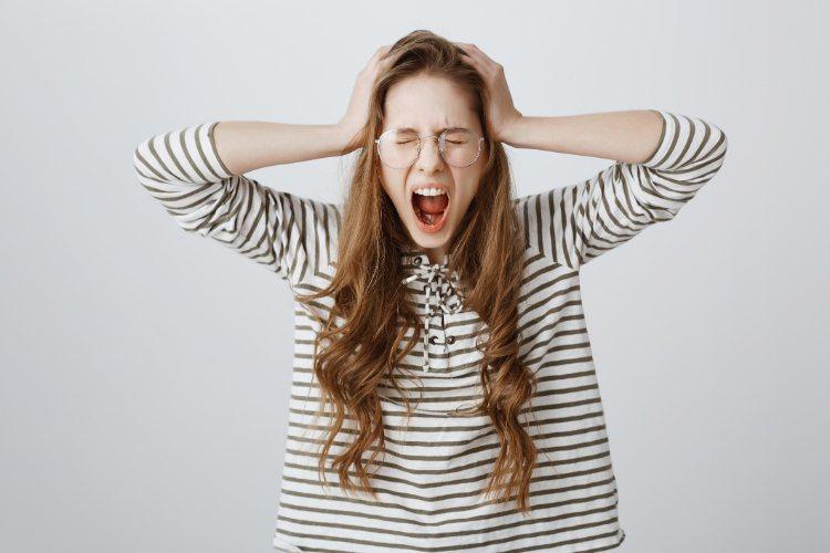 現代人壓力大,不少人擁有強大的抗壓性來應付生活,不過卻反而身心失調了。圖/常春提...