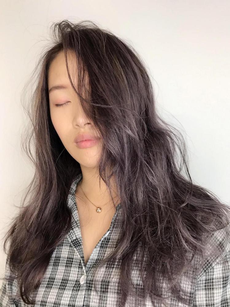 髮型創作/普普未來p.fhairart / 蔣桀愷。圖/StyleMap美配提供