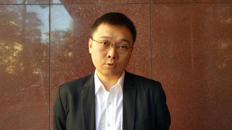 黃士修今出庭聽判獲判無罪。記者王聖藜/攝影