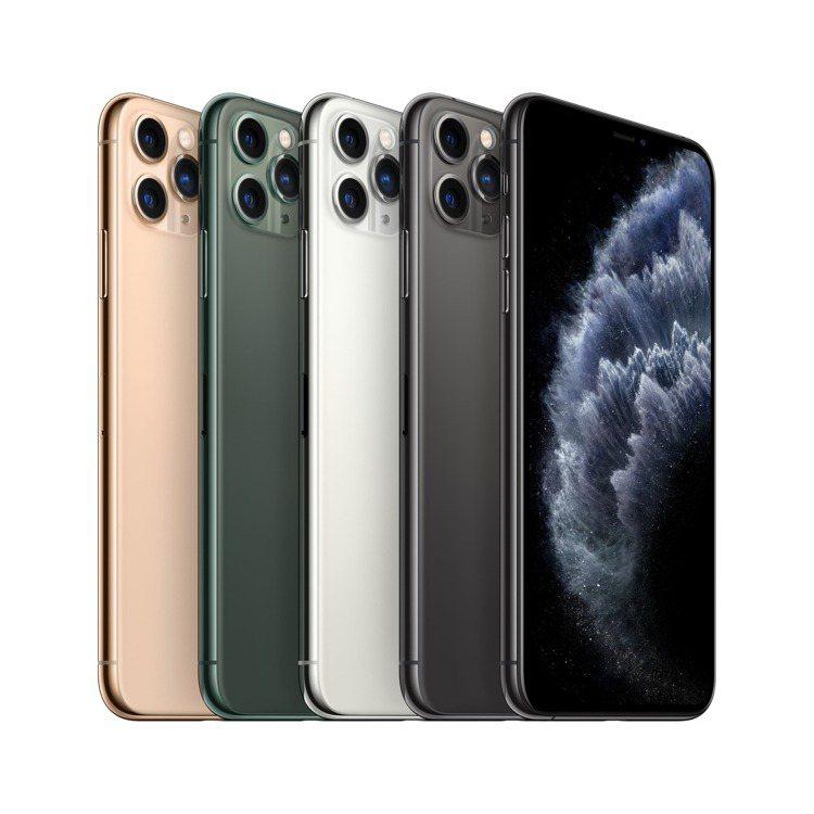 遠傳推iPhone 11 Pro/Pro Max 512GB加碼優惠,搭指定資費...