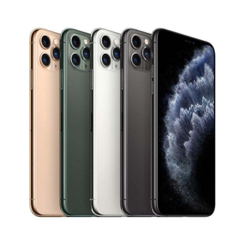 遠傳推iPhone 11 Pro/Pro Max 512GB加碼優惠,搭指定資費、買單機即可擁有新一代AirPods。圖/遠傳提供