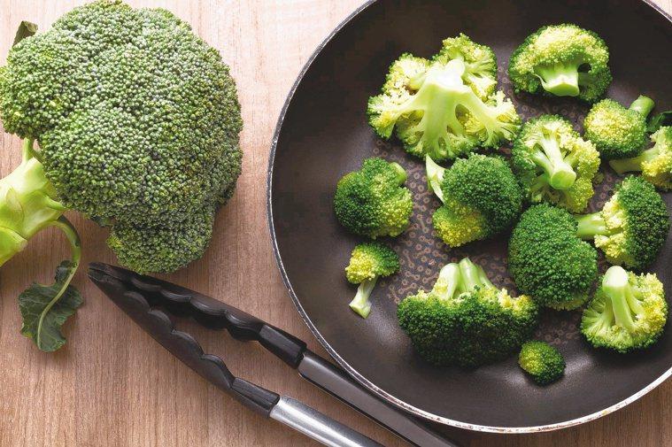 綠花椰菜。圖/聯合報系資料照片