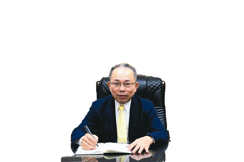 照明公會理事長馮松陽。 曹佳榮/攝影