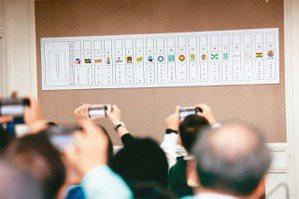 不分區預估藍綠都搶14席 橘續守黨團