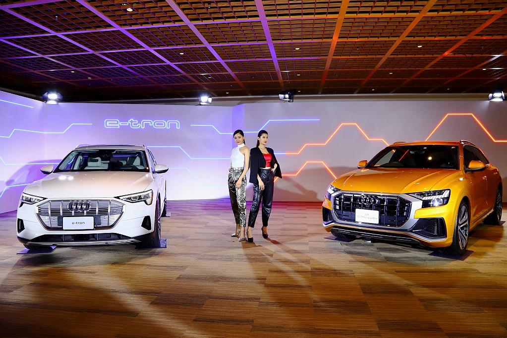 【2020台北車展】大、小與純電都通吃!Audi亮相車展陣容A1、Q8首度現身