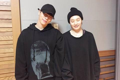 SHINee成員鐘鉉離世2年,除了公司SM娛樂和組和SHINee準時發文悼念,公司前輩利特、樂團Dear Cloud主唱Nine也發文表達對鐘鉉的思念。與鐘鉉交情深厚的Nine,18日零點一到便發文...