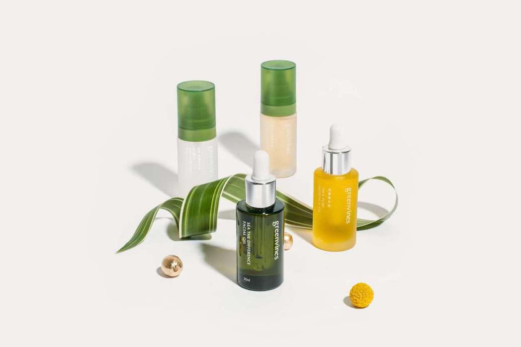 綠藤精選人氣商品,推出多種優惠組合。 綠藤生機/提供