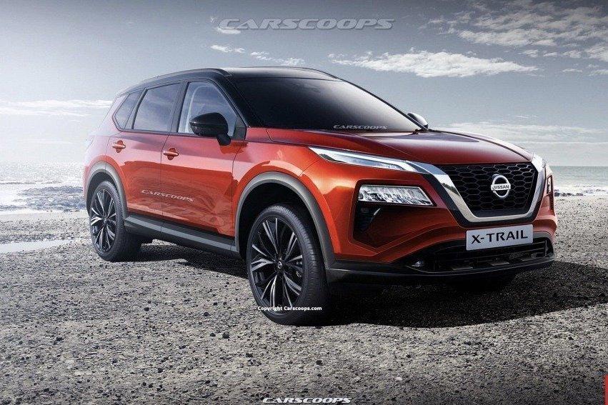 全新X-Trail打頭陣!Nissan更新歐洲SUV產品線