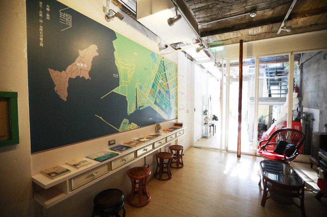 叁捌將外婆婚紗店改造成民宿,希望旅客感受在地美好。 圖/叁捌地方生活提供