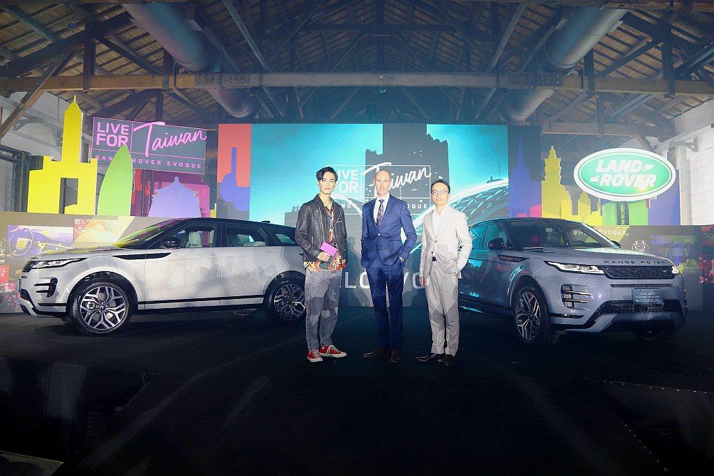 全新第二代Land Rover Range Rover Evoque售價比第一代...