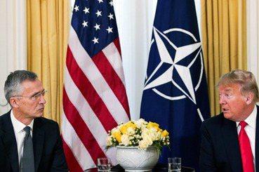 中共銳實力步步逼近,促使北約與美國加強合作?