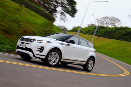 仍是小型豪華SUV先驅!第二代Land Rover Range Rover Evoque真正全面革新(下)