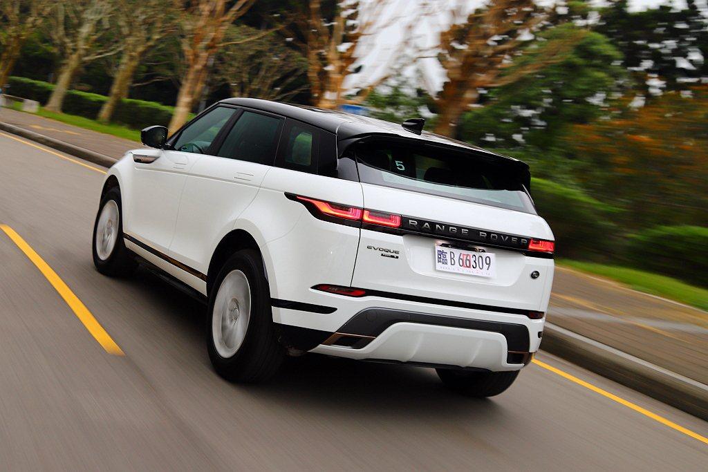 Land Rover Range Rover Evoque打破許多車廠同平台使用...