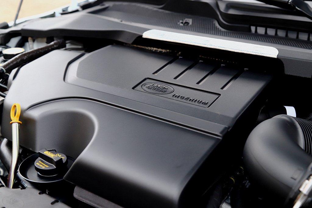 台灣販售的第二代Land Rover Range Rover Evoque先以搭...